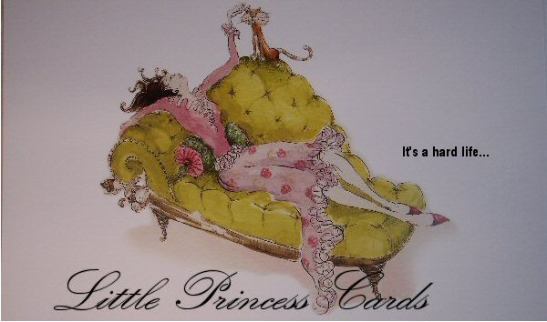 little princess cards