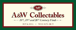 Today's Sponsor: A&W Collectables, Keswick, VA