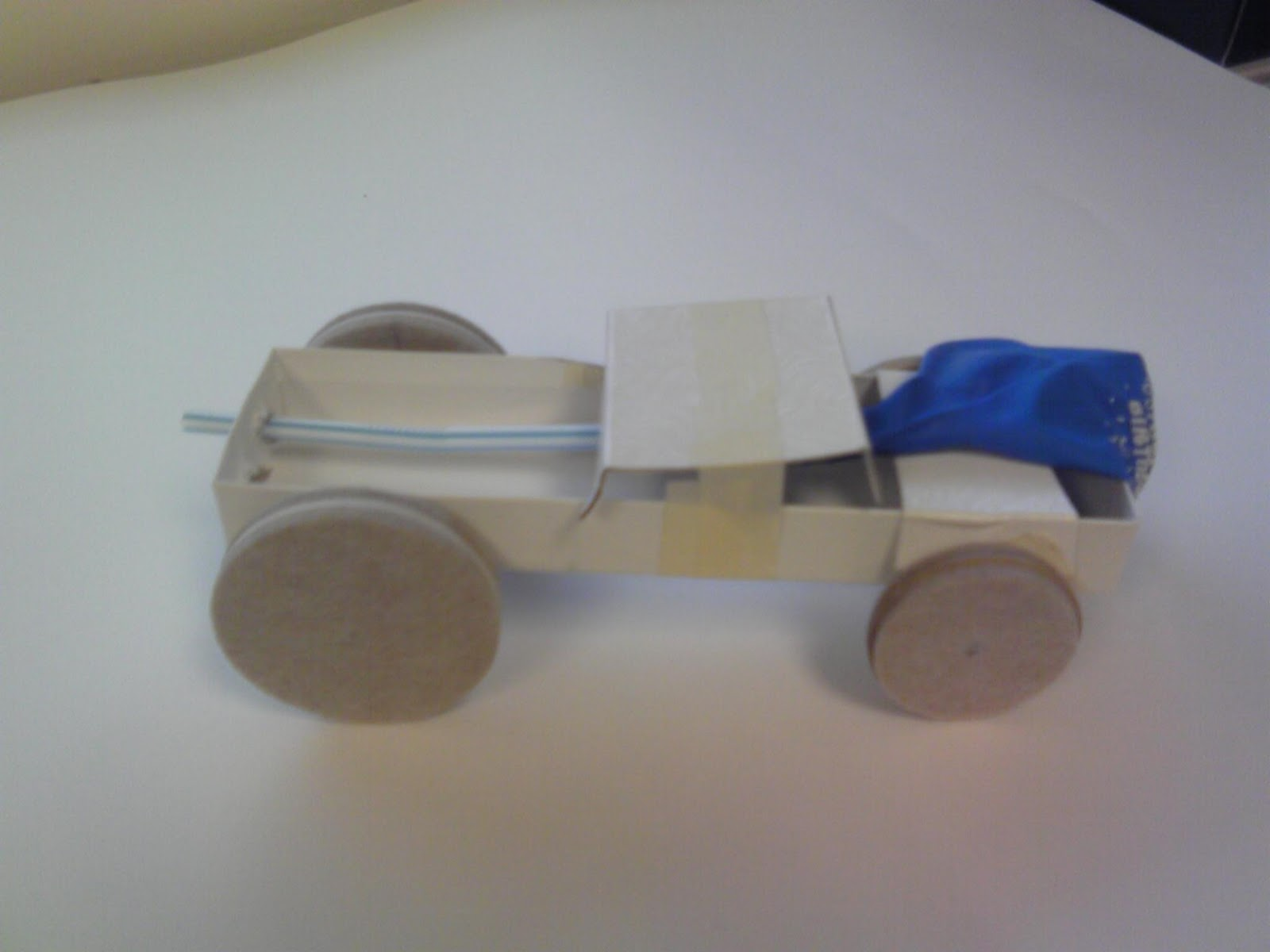 Balloon Racer Project