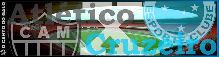 Atlético x Cruzeiro
