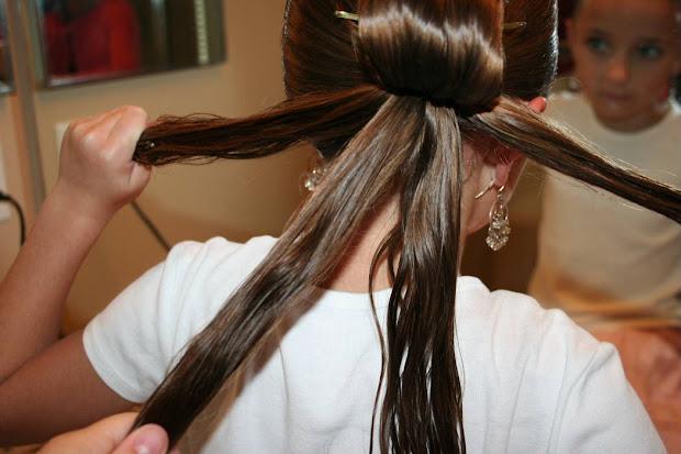 cute teen hair bun prom hairstyles