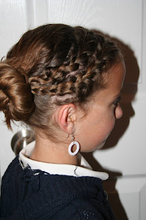 Double-Braid Twistback #8