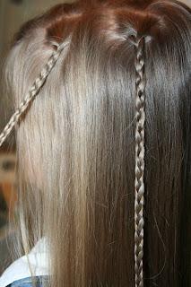 Tween Bohemian Braids #2