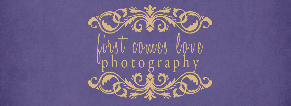 First Comes Love Photography's Blog