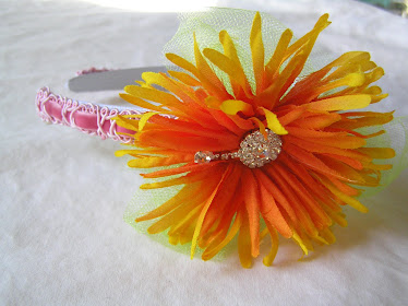 """Salerno"" Headband"