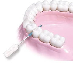Uso de Cepillo Dental Interproximal