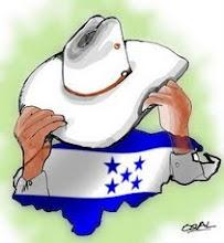 ÍCONO DE LA SOLIDARIDAD Con el Pueblo de Honduras