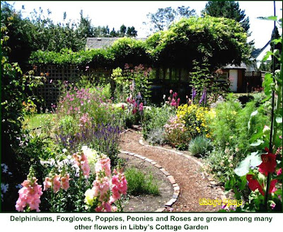 Charmant Our Gardening Friend, Libby, Inspires Us With Her Pacific Northwest Cottage  Garden In Zone 8b, Victoria BC. Libby Uses An Abundance Of Color, ...