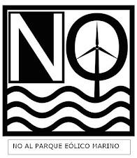 NO AL PARQUE EÓLICO MARINO