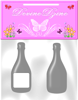CU Bottles Png Freebies from DevineDzines Preview