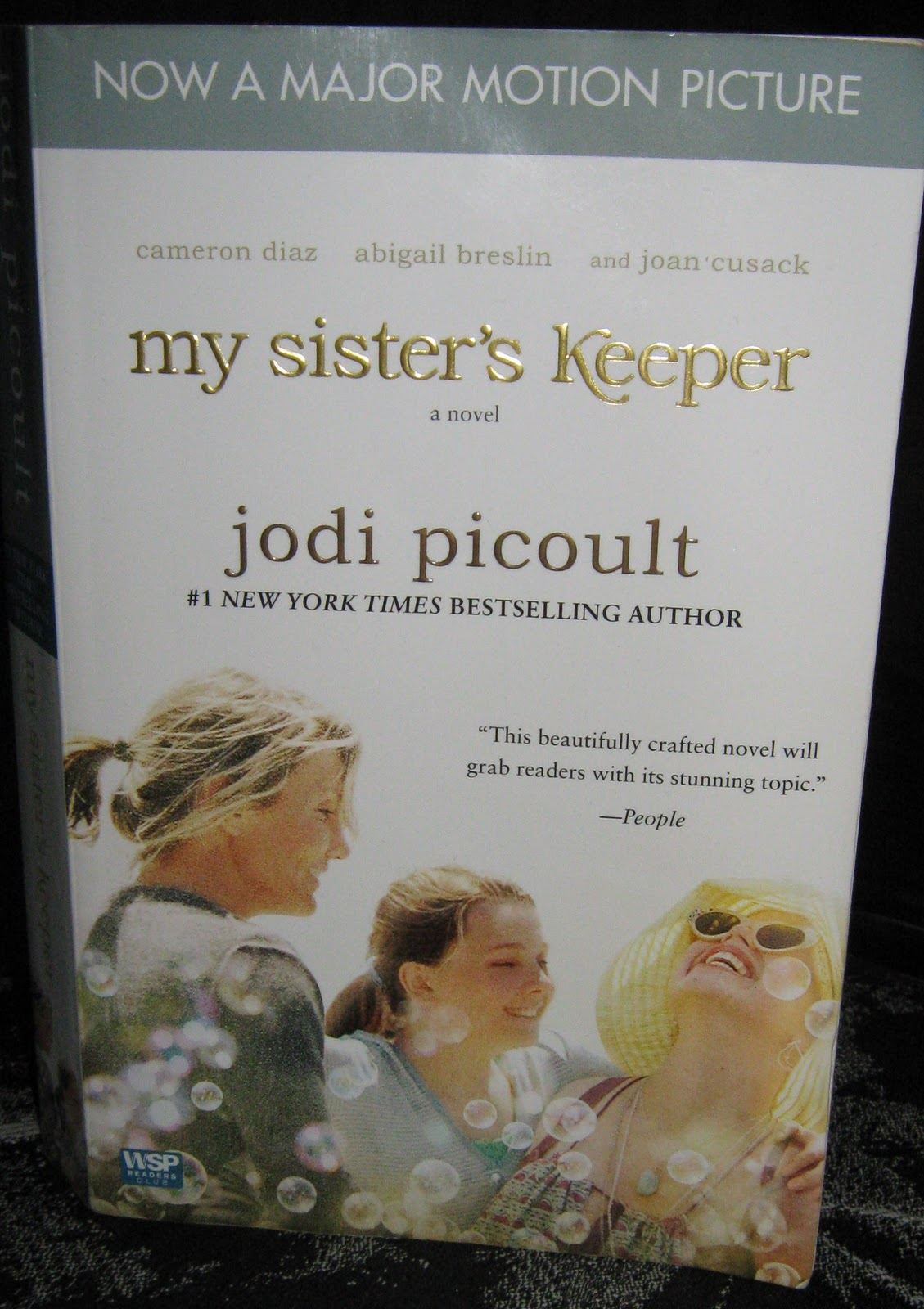 "my sister s keeper ethical issues review ""my sister's keeper"" is an immediate audience-grabber, as we learn that an 11-year-old girl was genetically designed as a source of spare parts for her dying 16-year-old sister yes, it's possible: in vitro fertilization assured a perfect match."