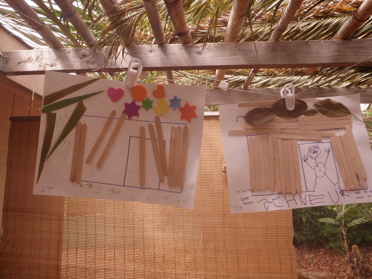 sukkot art projects