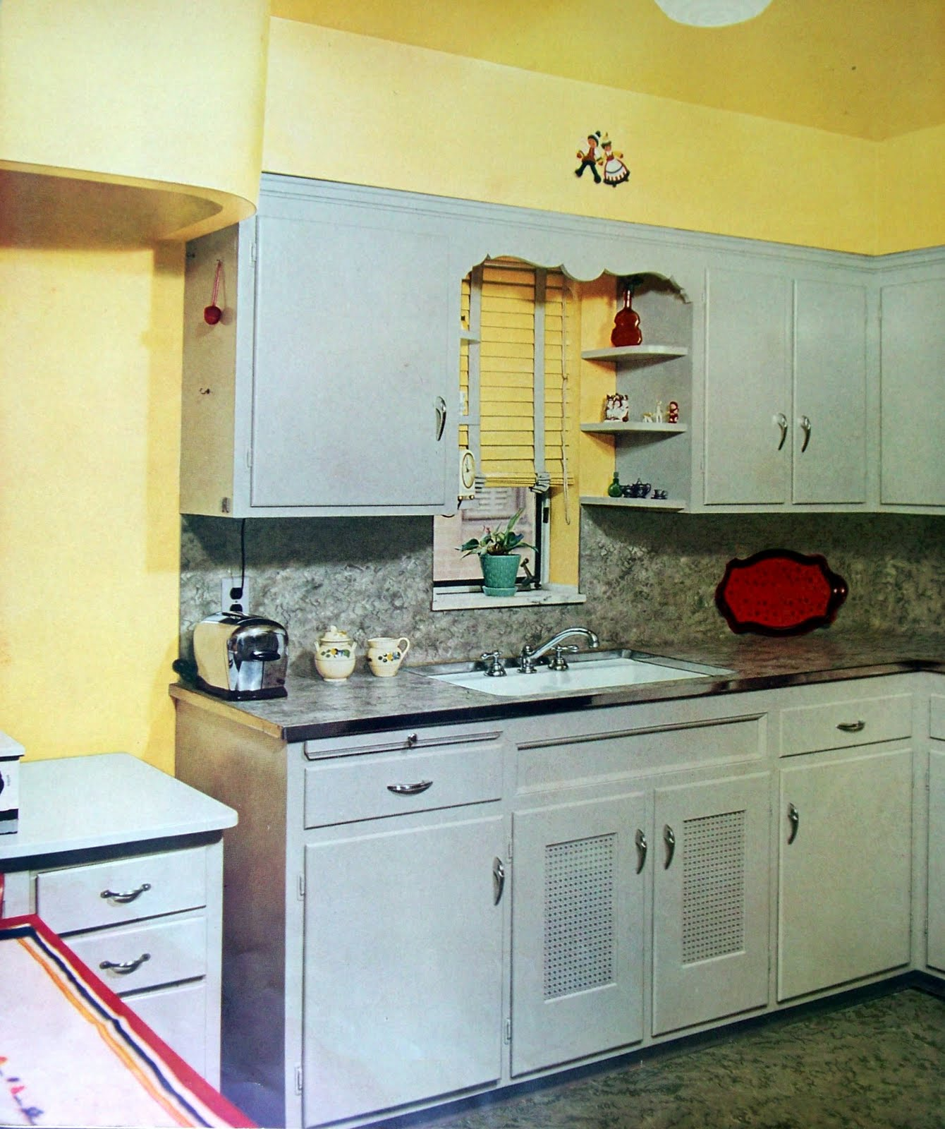 Lisa\'s RetroStyle: Mid Century Home Decor - Kitchens