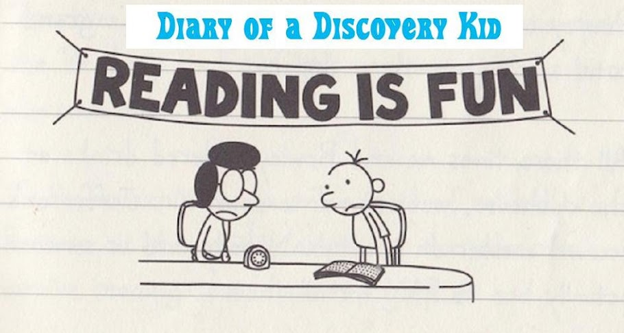 Diary of a Discovery Kid