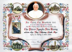 Kỷ niệm 6 năm Thụ Phong Linh Mục 2006 / 22/2 / 2009