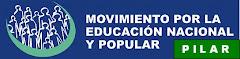 ENCUENTRO DEL MOVIMIENTO POR LA EDUCACION NACIONAL Y POPULAR -SEDE PILAR