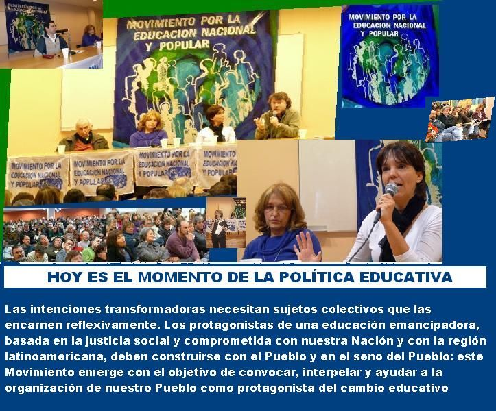 Educacion Movimiento Popular