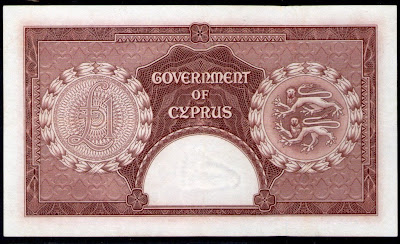 Cyprus money Cypriot pound