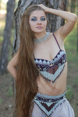 Long hair girls from Russia bride marriage agency