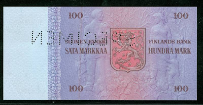 history of money Banknotes of Finland