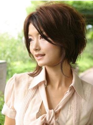 best short japanese hairstyles for 2011