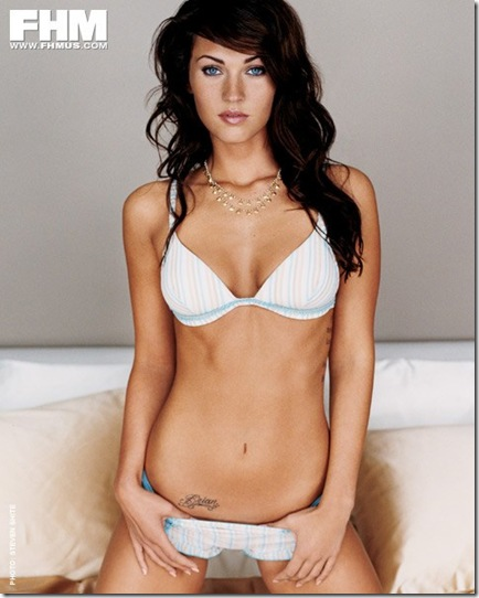 Megan Denise Fox (born May 16, 1986) is an American actress and model.