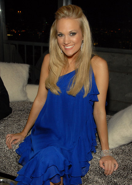 Carrie Marie Underwood (born March 10,