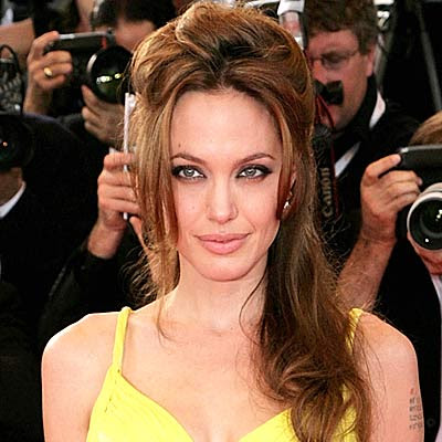 Labels Angelina Jolie