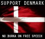 NO BURKA!