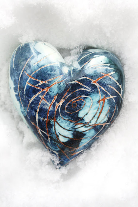 Un coeur en hiver...
