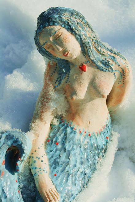 Sirène... au coeur de l'hiver.