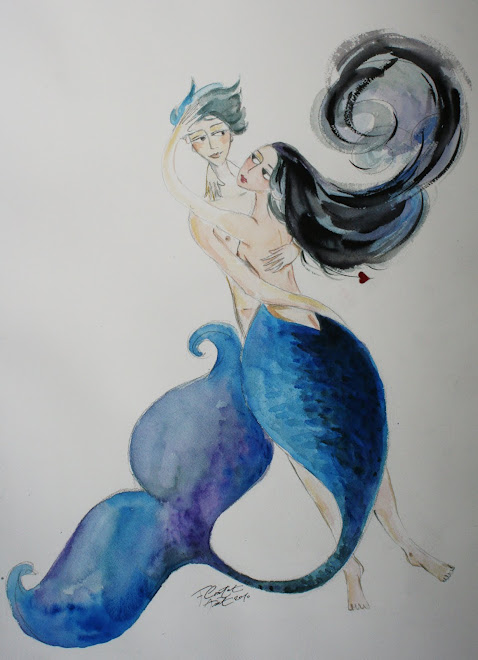 L'amour d'une sirène...