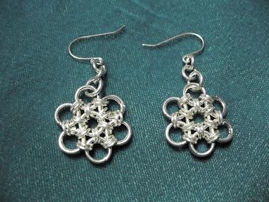 Sterling Star-Snowflake