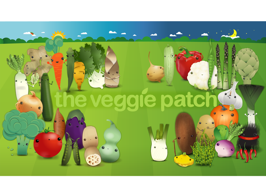 The Veggie Patch
