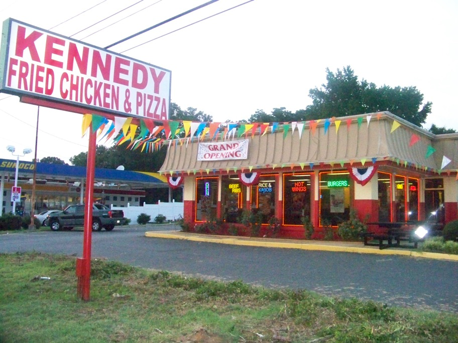 Now Open Kennedy Fried Chicken In Charlotte Grown People Talking