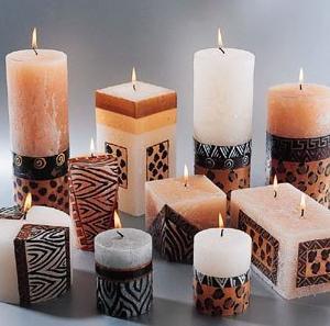 Mirart s velas artesanais - Etiquetas para velas ...