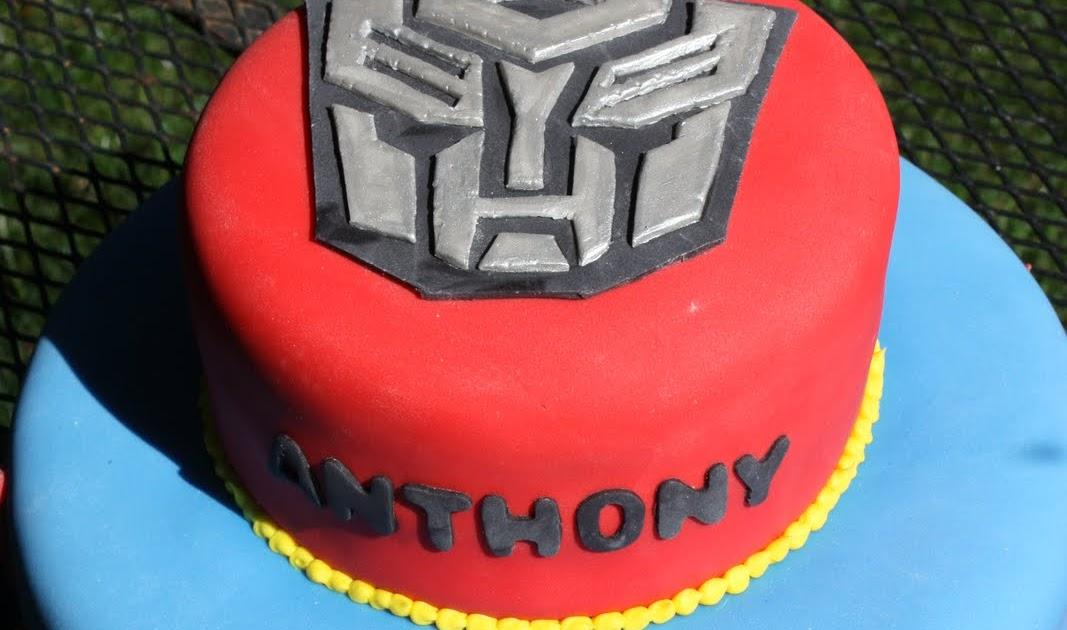 Cake Art Kirkland Wa : Whimsical by Design: Transformer Birthday Cake
