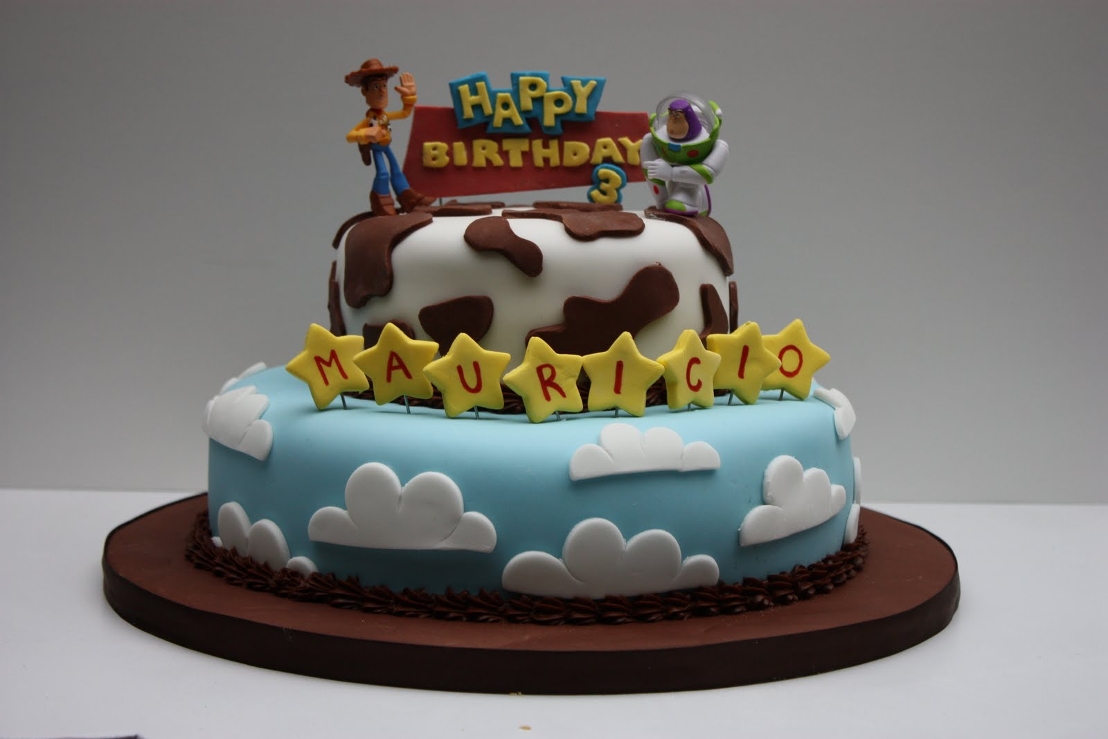 Whimsical By Design Toy Story Birthday Cake