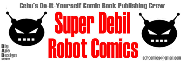 Super Debil Robot Comics
