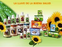 Productos nutricionales 100% Naturales