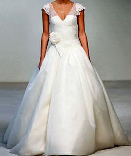 Thejoyscloset january 2009 for Vera wang princess wedding dress