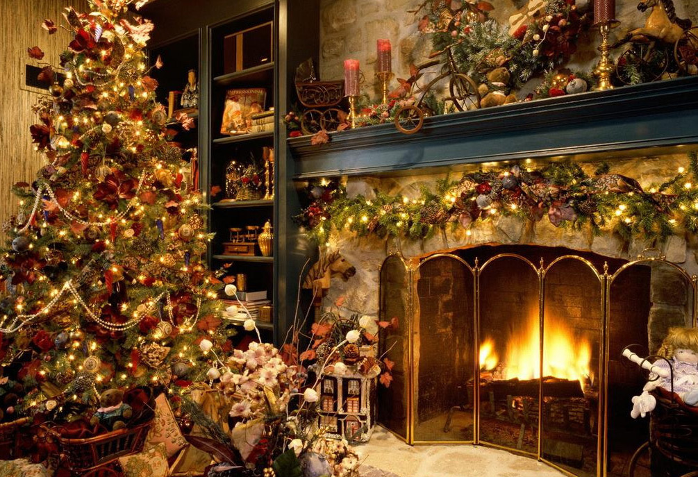decorated christmas trees images - reverse search