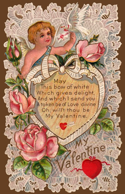 Romantic Valentine Poems Pictures