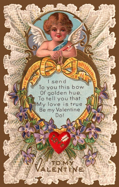 Romantic Valentine Poems, Romantic poems and poetry for Valentine's day.