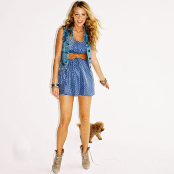 Blake Livelypuppy on Pu13maxy13  Blake Lively Dog