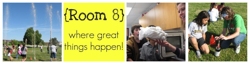 {Room 8} Where Great Things Happen!