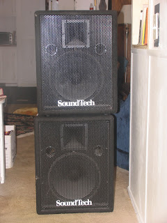 For Sale Photos Soundtech Pa Speakers