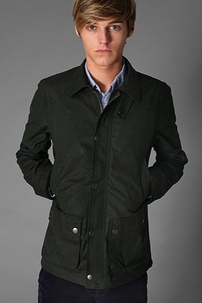 Is barbour still fashionable 59