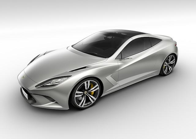 2014 Lotus Elite with Lexus ISF Engine