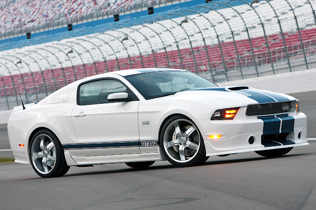 2011 Shelby GT350 Ford Mustang 624hp